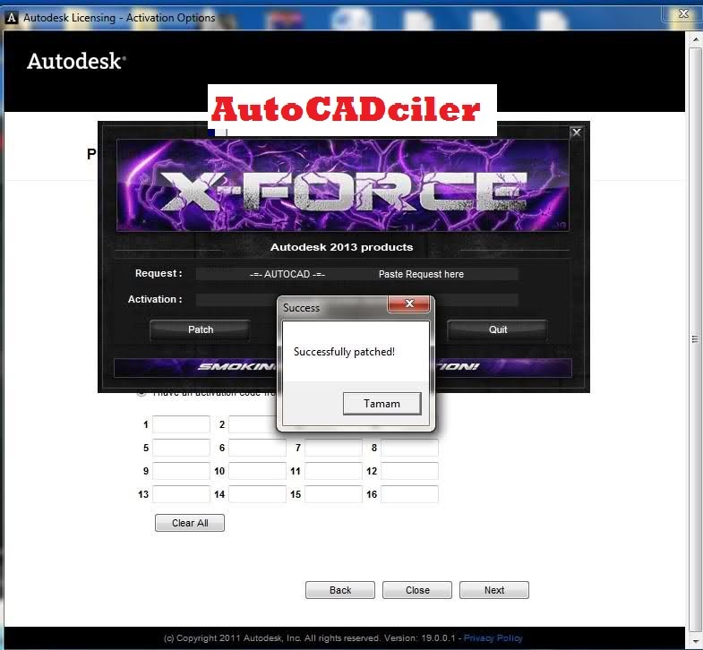 xforce keygen 64bits version for autocad 2012